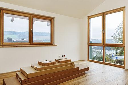 Pose Et Rénovation De Fenêtres En Bois Sur Mesure Près De Carpentras